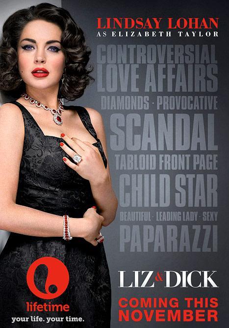 The+long-awaited+Lifetime+movie+%E2%80%9CLiz+%26amp%3B+Dick%E2%80%9D+premiered+Sunday%2C+with+Lindsay+Lohan%E2%80%99s+performance+as+the+highlight.