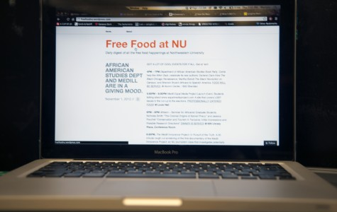 Northwestern student launches free food blog