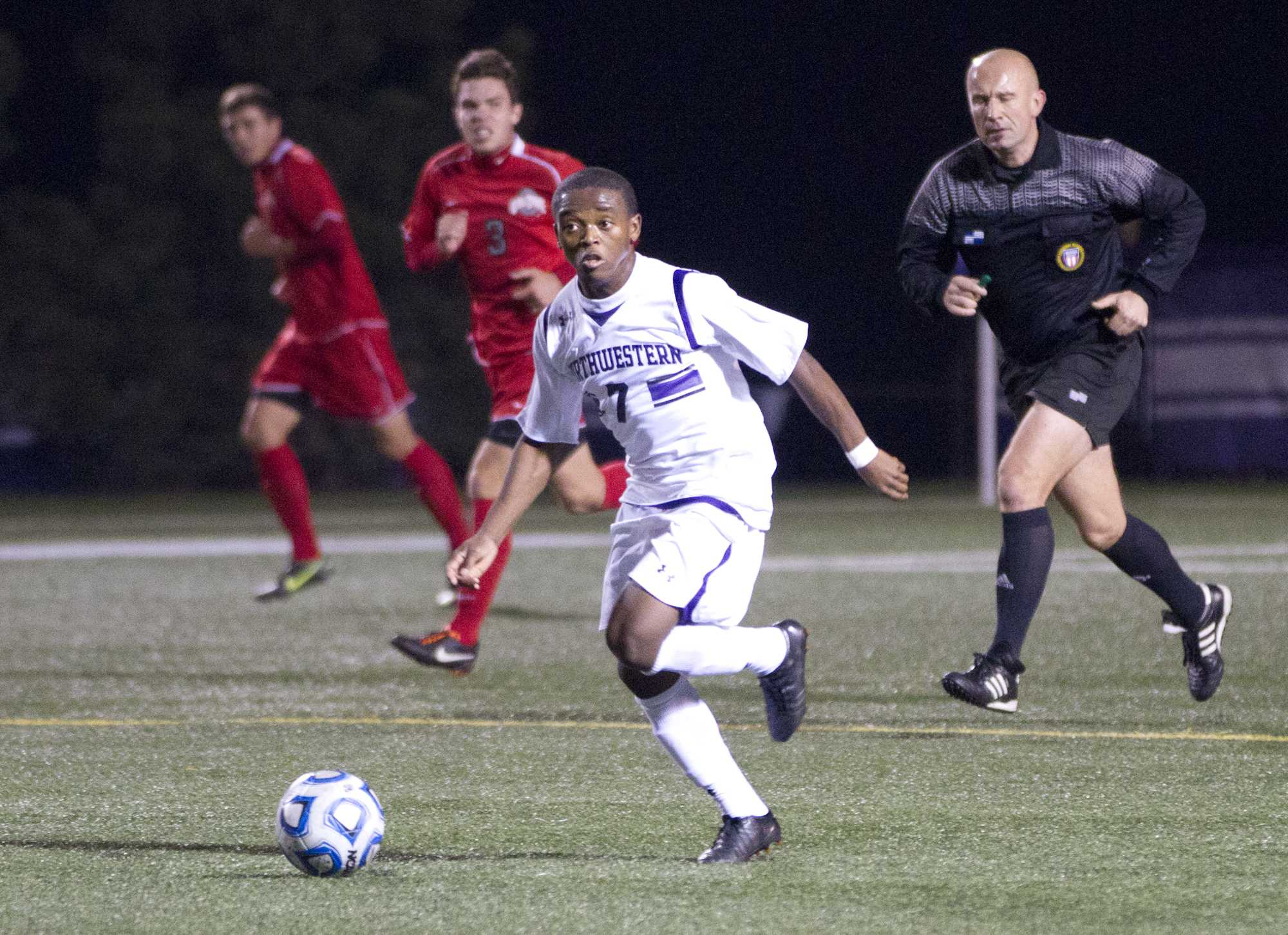 Northwestern midfielder Lepe Seetane traveled a long path that has led him from Lesotho to the Wildcats' starting lineup. One of the headlines of a strong recruiting class, Seetane's time with the team has been as impressive as it was unlikely.