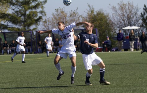 Men's Soccer: Co-conference winning Wildcats host Big Ten Tournament, face Ohio State