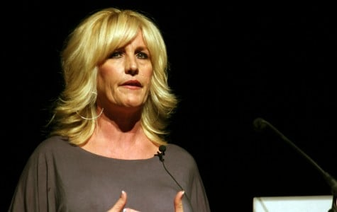 Brockovich encourages students to save environment