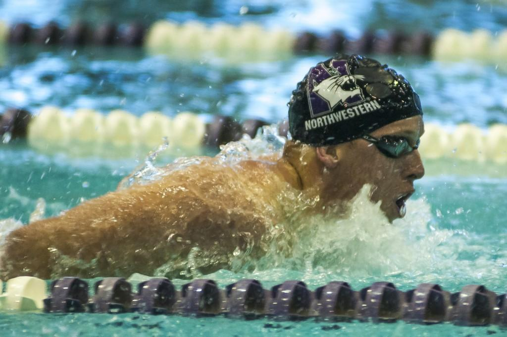 Northwestern, led by Charlie Rimkus, won both its matches Friday. Despite the score, coach Jarod Schroeder said the match was tightly contested.