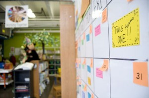 Evanston Public Library staff, Friends prepare Twig for new name, reintegration