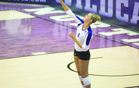 Volleyball: Wildcats travel to Ohio State for critical match against Buckeyes