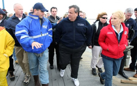 Five Words For: Chris Christie