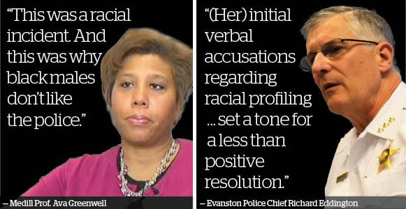 Evanston Police clear officer of racial profiling in Greenwell incident