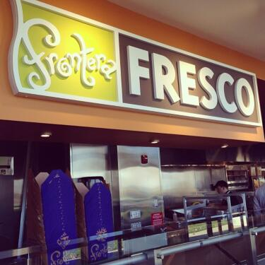 Norris University Center announced Wednesday that Frontera Fresco will open Friday morning. The quick-serve Mexican restaurant was originally scheduled to open in late October.