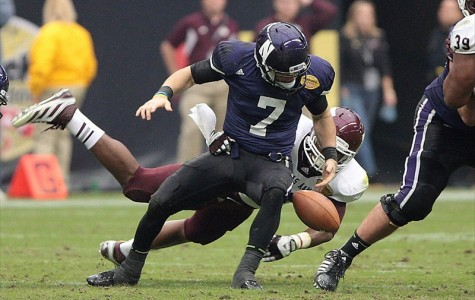 Football: Northwestern's bowl history, 2005-2011