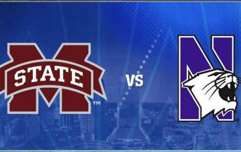 Northwestern will play Mississippi State in the Gator Bowl on New Year's Day. The two teams will square off noon at the EverBank Field in Jacksonville.