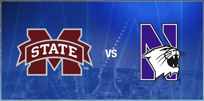 Northwestern+will+play+Mississippi+State+in+the+Gator+Bowl+on+New+Year%27s+Day.+The+two+teams+will+square+off+noon+at+the+EverBank+Field+in+Jacksonville.