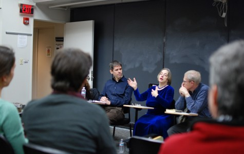 Northwestern faculty hold panel, Q&A about the history of sexuality