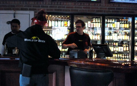 Craft beer franchise World of Beer opened in downtown Evanston on Tuesday.