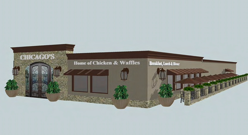 After a planned November opening, Chicago's Home of Chicken and Waffles in Evanston is now scheduled to open later this month. In December, the Evanston City Council provided nearly $8,000 to the restaurant's owners for facade improvements.