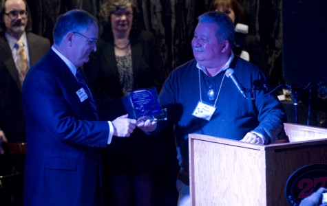 Chamber of Commerce honors Northwestern official, names new executive director