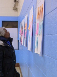Evanston residents discuss institutional racism at third city dialogue