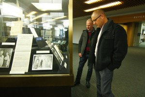 University Library hosts new exhibit on alumna-turned-famous actress