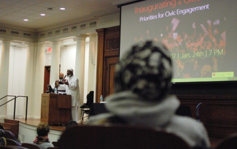 Muslim panelists emphasize faith, service
