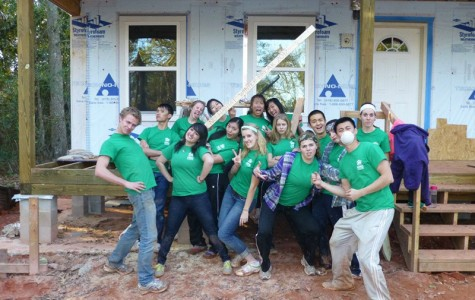 Habitat for Humanity gears up for first international trip