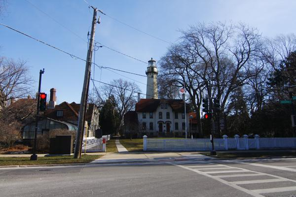 Grosse Point Lighthouse, on Sheridan Road,  will undergo renovations this spring, not opening its doors again until the summer.