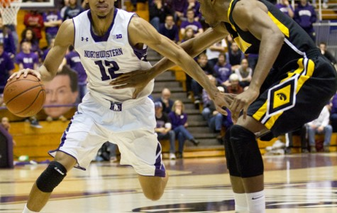 Men's Basketball: Swopshire key to Wildcats' success