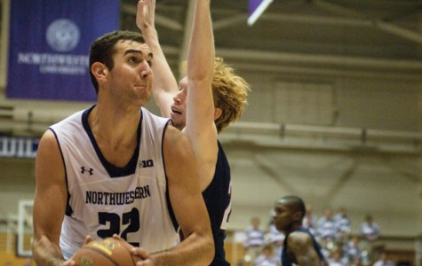 Men's Basketball: Northwestern counting on centers to hit the glass