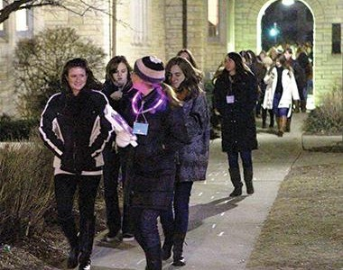 IFC kicks off annual winter recruitment