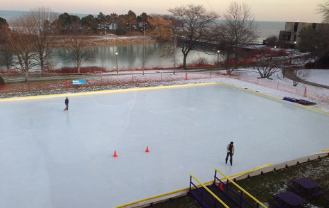 Warm weather poses problems for Norris ice rink