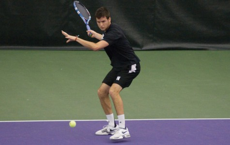 Men's Tennis: Northwestern breezes by Ball State, Western Michigan