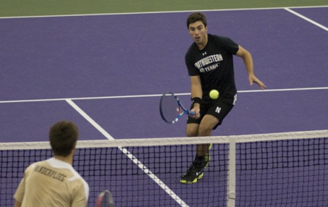 Tennis: Men host another doubleheader as women begin season in Virginia