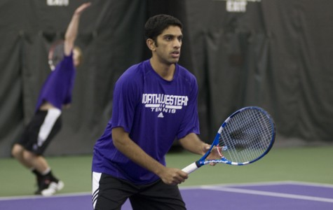 Men's Tennis: Northwestern looking to build off string of success