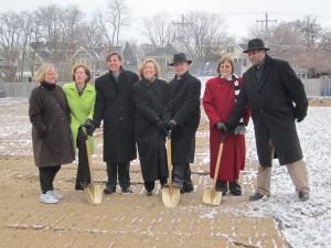 City officials, developers break ground on Trader Joe's, plan for October opening