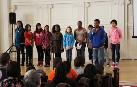 Evanston youth celebrate MLK Day with message of non-violence