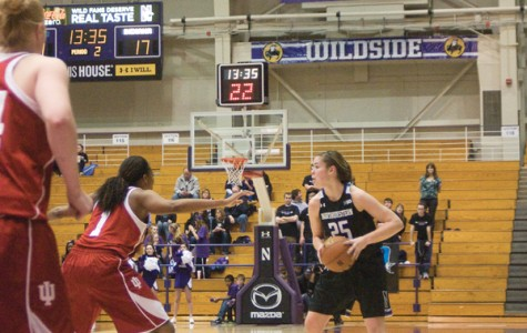 Women's Basketball: Northwestern topples Indiana in Evanston
