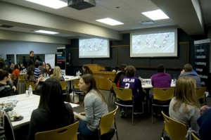 Kellogg students analyze Super Bowl ads for effectiveness and creativity