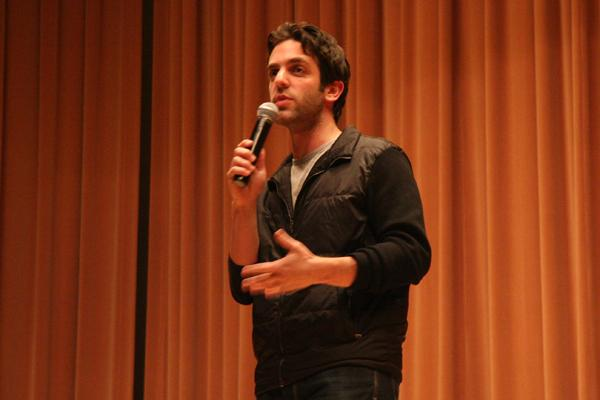 B.J. Novak of