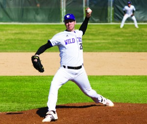 Baseball: Wildcats expect pitching to carry them in Greenville and beyond