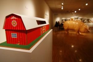 'Big Pork,' bones exhibits occupy Dittmar