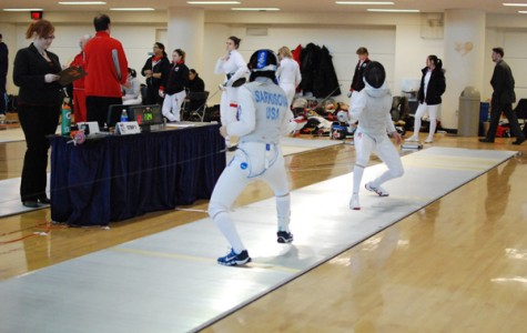 Fencing: Wildcats look to trade mettle for medals at Junior Olympic Championships