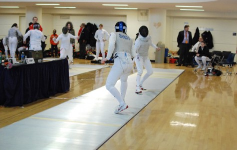 Fencing: Northwestern a 'whisker' away from toppling No. 1 Princeton