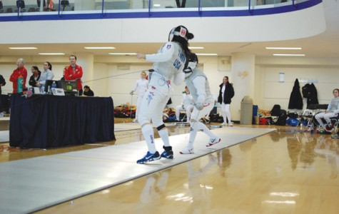 Fencing: Northwestern falls to Duke, upsets Penn State