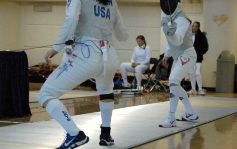 Fencing: Wily Wildcats hit the road again