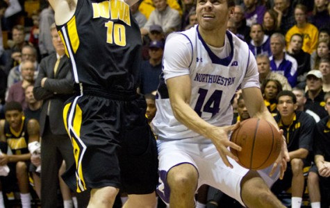 Men's Basketball: Northwestern continues end-of-season slump, falls to Purdue for fifth straight loss