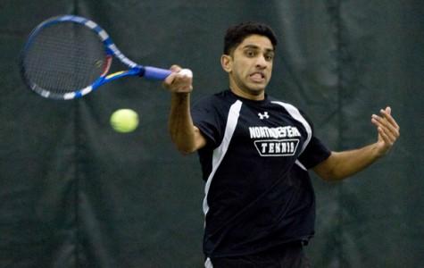 Men's Tennis: Wildcats close non-conference season strong