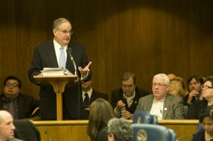 Prentice again denied landmark status