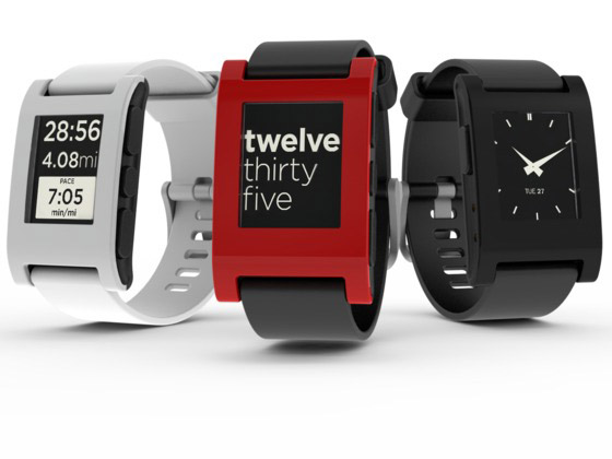 Pebble's new