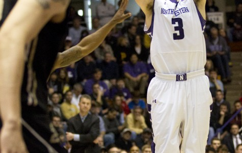 Men's Basketball: Offense keys Northwestern win over Purdue