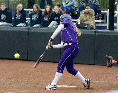 Softball: Northwestern bounces back with solid weekend in Georgia