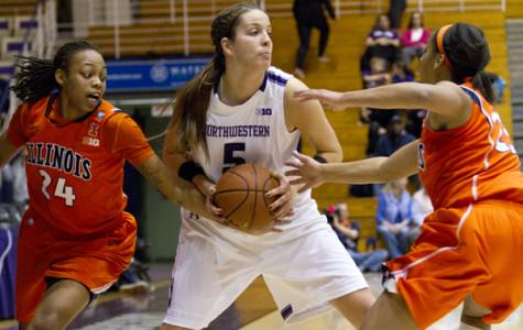 Women's Basketball: Ohio State outlasts Northwestern to move ahead in Big Ten