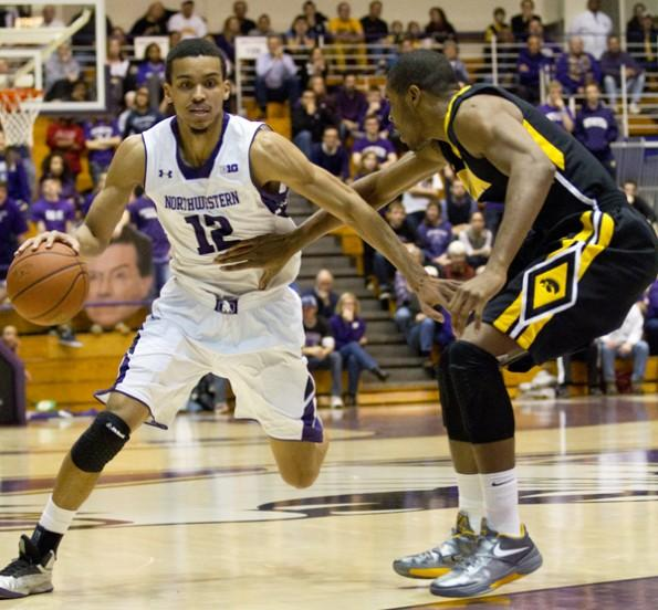Graduate student forward Jared Swopshire, Northwestern's leading rebounder, will miss the rest of the season after having knee surgery Tuesday.