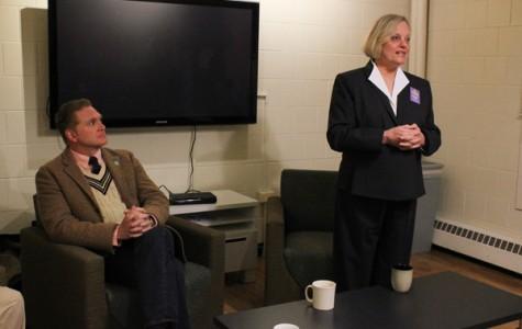 Evanston Mayor Elizabeth Tisdahl endorses Ald. Judy Fiske (1st) in City Council election